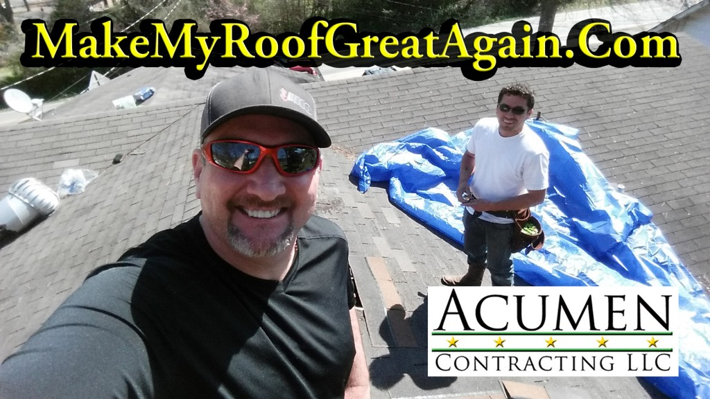 Make My Roof Great Again