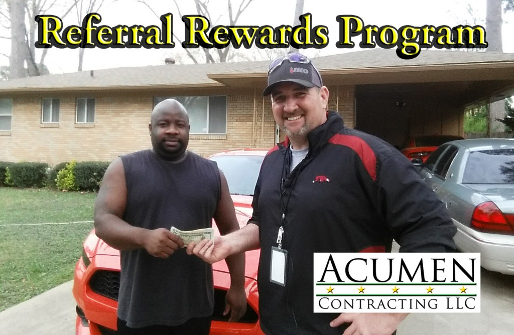 Stacey Ford Referral Reward Program