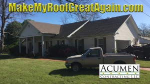 Roofing in Beebe Ar After Picture