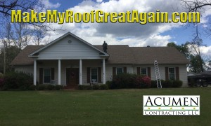 New roof in Beebe Ar