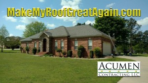 Roofing Pictures in Little Rock