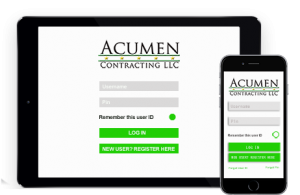 Acumen contracting devices