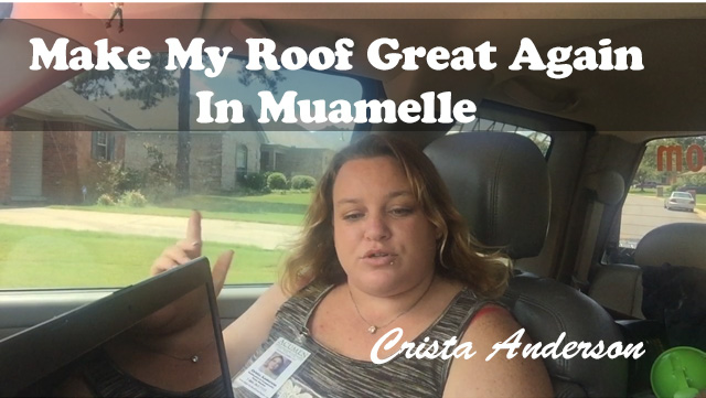 Roofing in Muamelle with crista Anderson