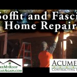Soffit and Fascia Home Repair
