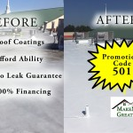 Silicone Roof Coating