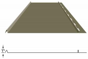Perma-Lok Metal Roofing Panel